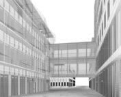 'Ile de Nantes'-project – Bouw van een academisch ziekenhuis