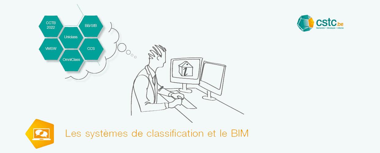 Les systèmes de classification et le BIM